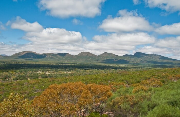 Wilpena Pound In Australia Places To Stay