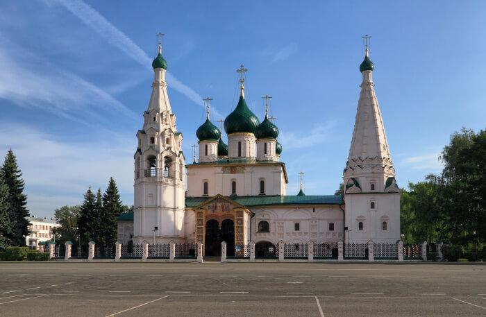 Yaroslavl in moscow