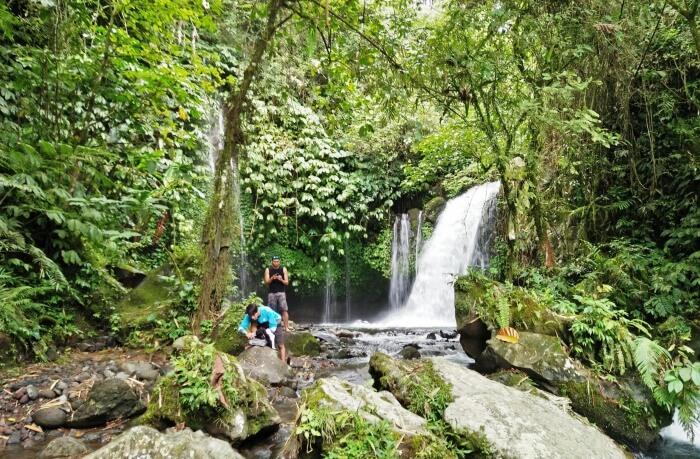 Yeh Ho Waterfall Jatiluwih