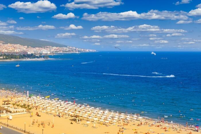 beaches in bulgaria - cover