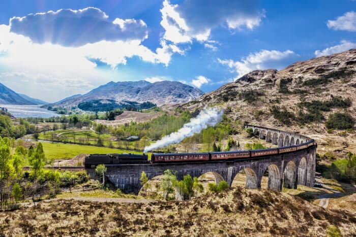 Best British Railway Journeys