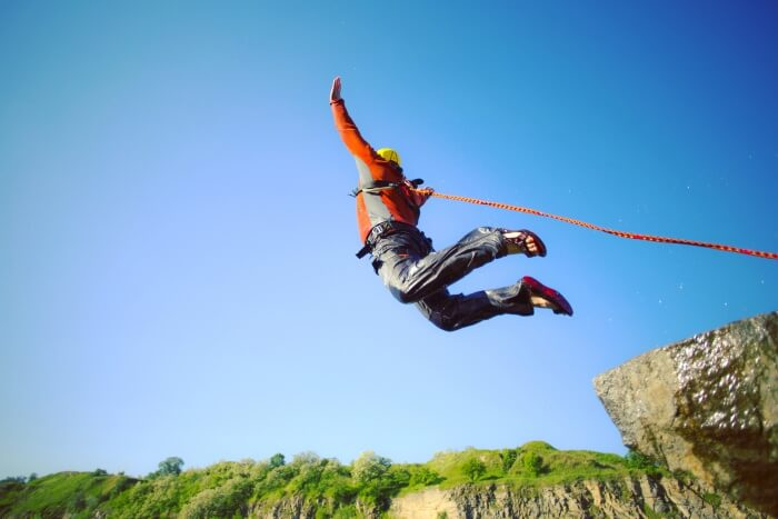 bungee jumping in johannesburg