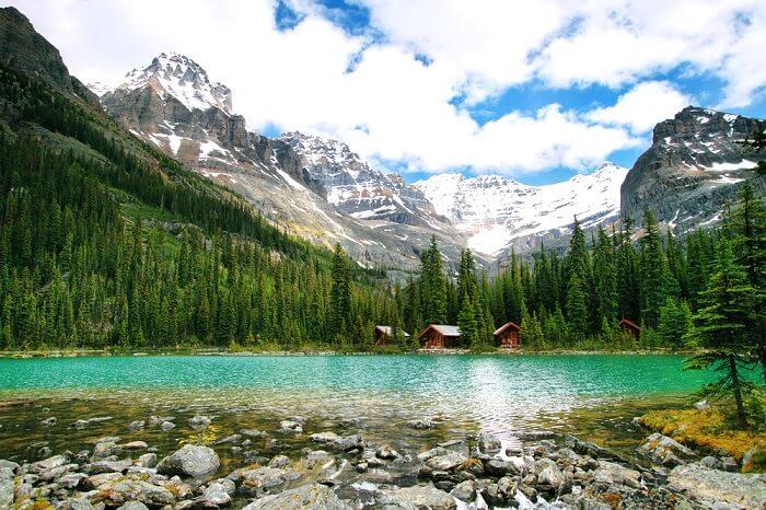 canadian cottages