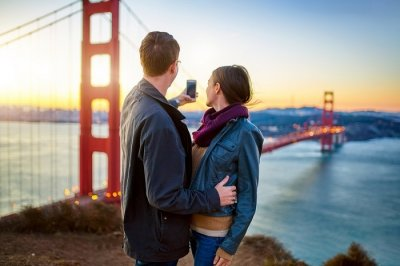 Most Romantic Honeymoon in San Francisco