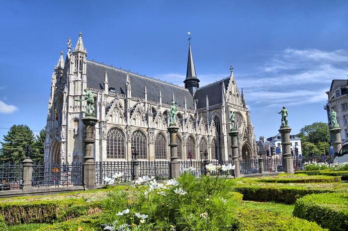 churches in belgium