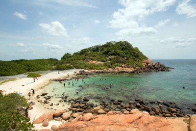 Amazing Pigeon Island National Park