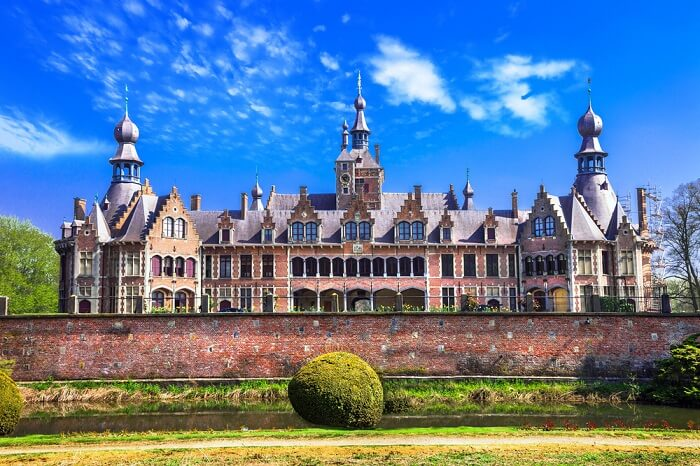 Most Famous Castles in Belgium