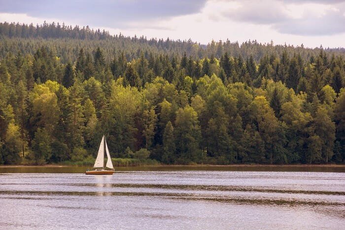 lakes in czech republic