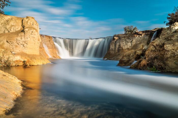 Best Waterfall In Egypt
