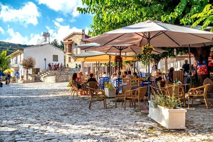 restaurants in Cyprus
