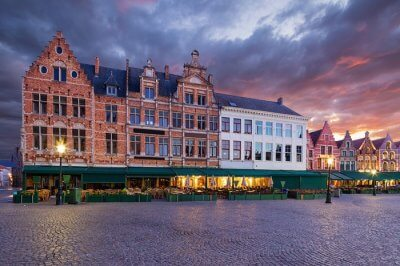resorts in bruges