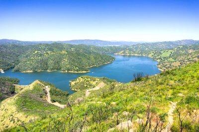 san francisco lakes Cover