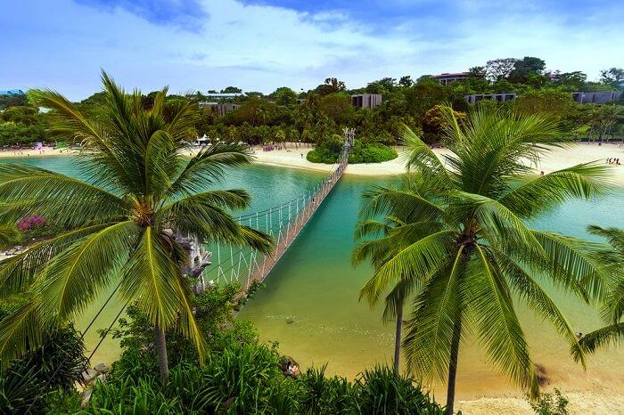 singapore Palawan beach cover