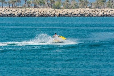 Adventurous Water Sports In Abu Dhabi