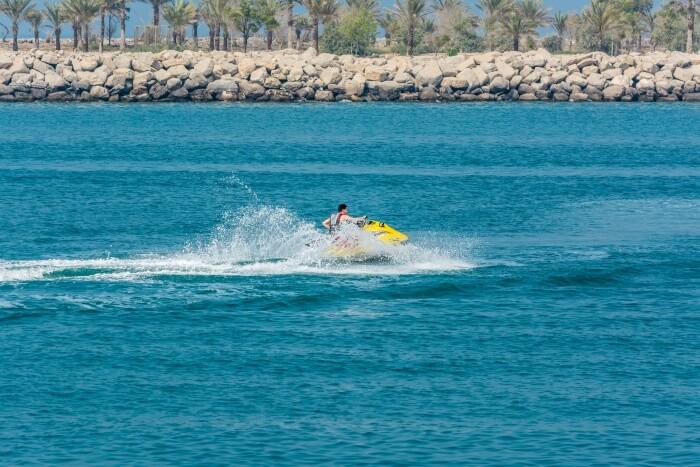 Adventurous Water Sports In Abu Dhabi