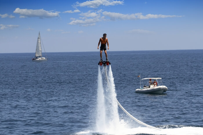 water sports in spain Cover Image