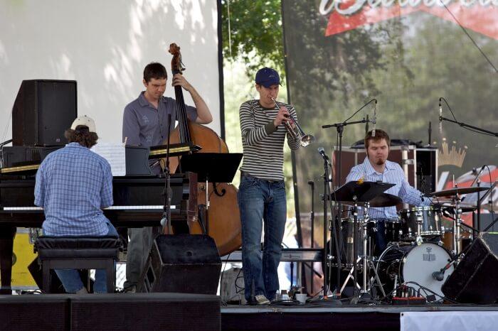 A to Jazz Festival