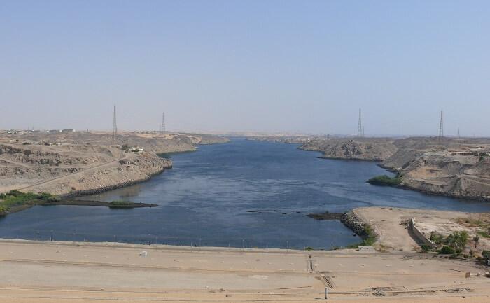 About Aswan Dam