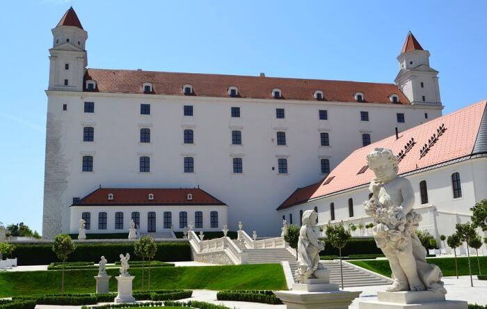 About Bratislava Castle