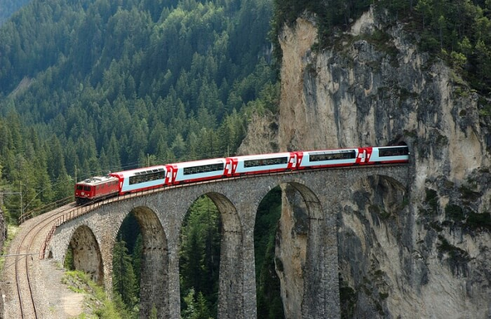 About Glacier Express