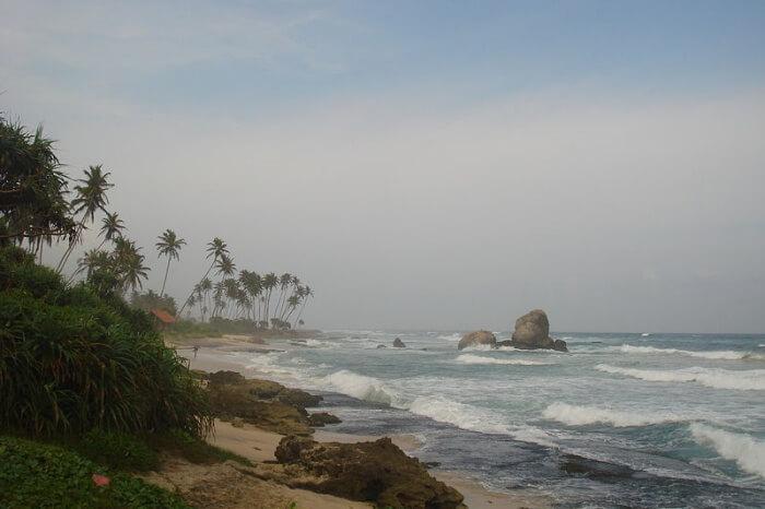 About Koggala Beach