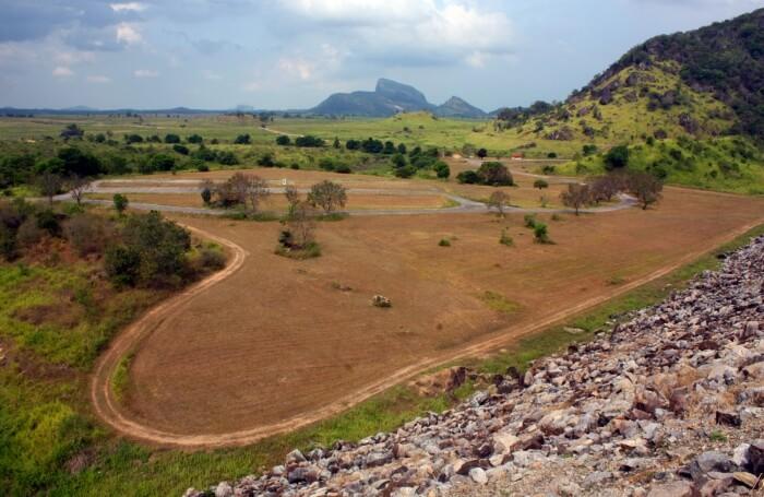 About Maduru Oya National Park
