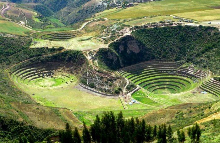 About Moray Inca Ruin