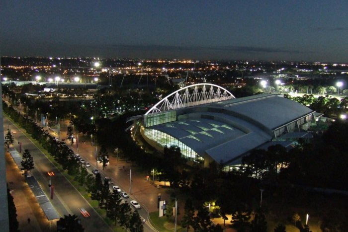About Sydney Olympic Park