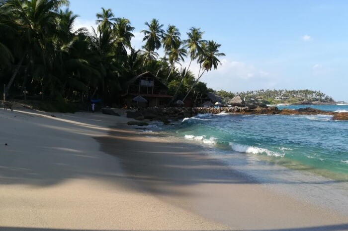 About Tangalle Beach