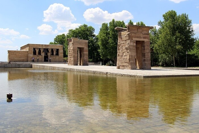 About Temple Of Debod