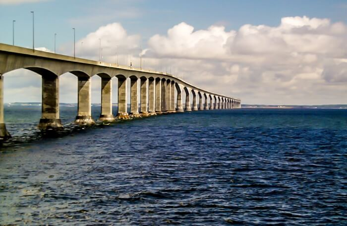 About The Confederation Bridge