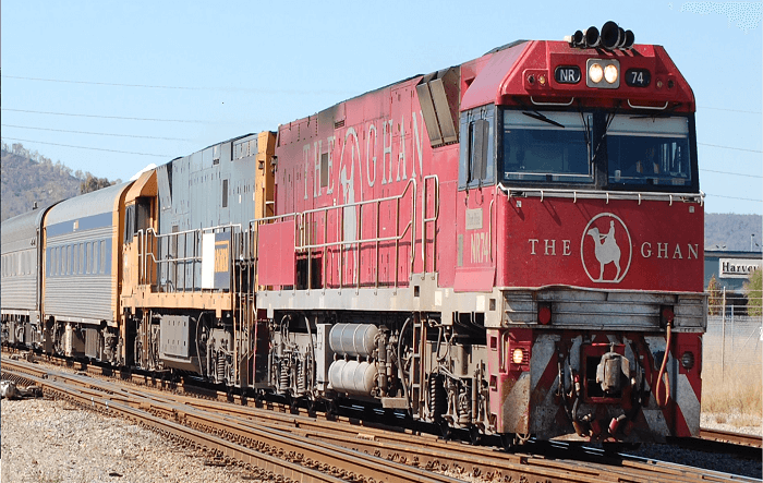 About The Ghan