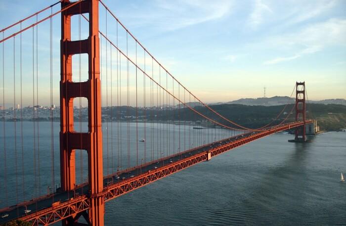 About The Golden Gate Bridge