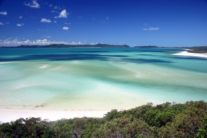 About Whitehaven Beach