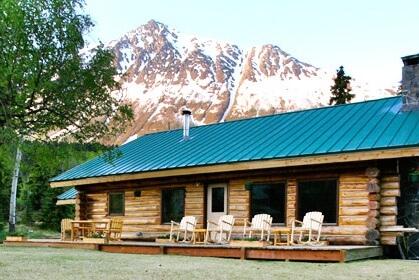 Alaska Heavenly Lodge