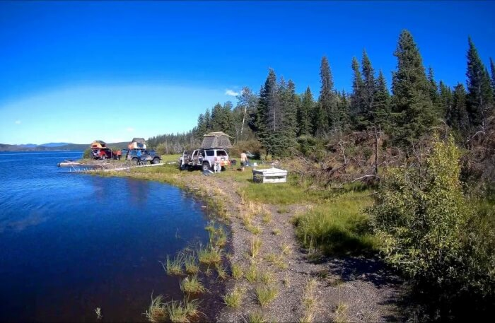 Alexander Mackenzie Heritage (Grease) Trail