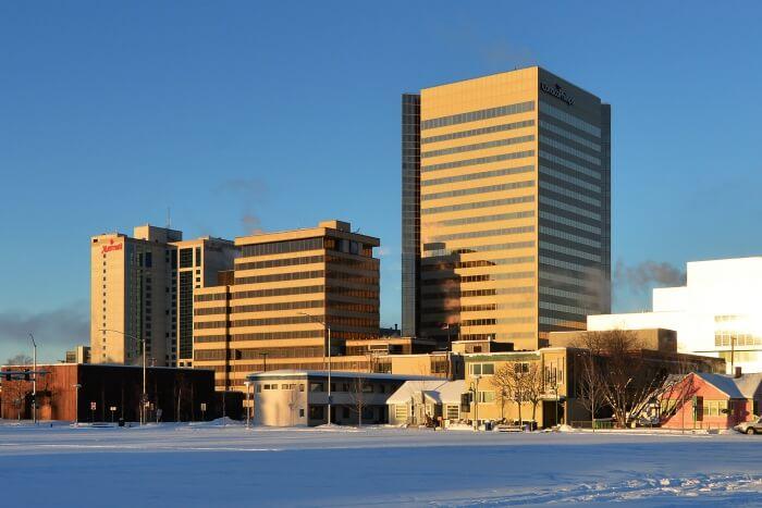 Anchorage Marriott Downtown