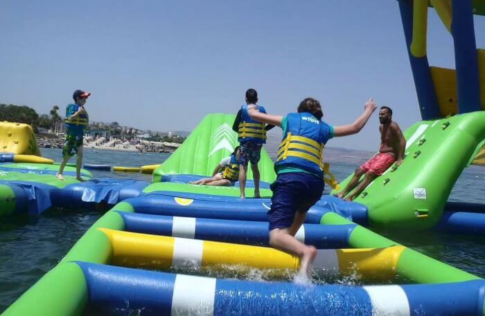 Aqua Kef in Israel