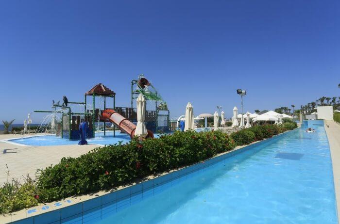 Aqua Sol Hotel Water Park in Paphos