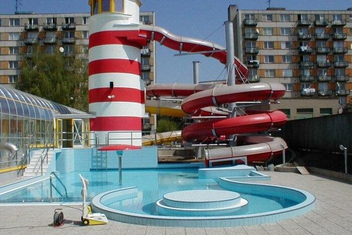 Aquapark Vyskov