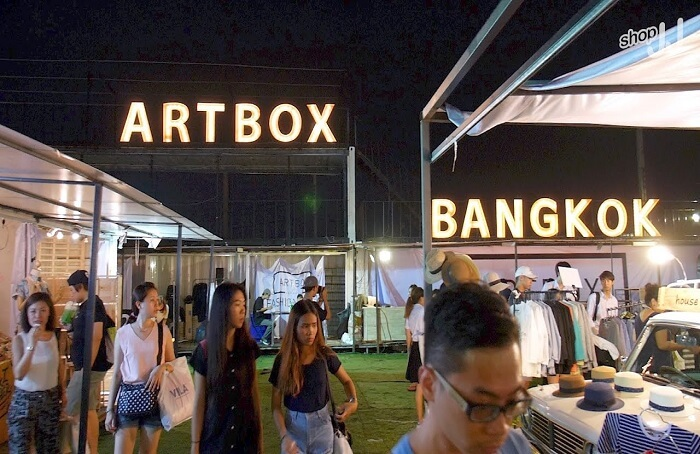 Artbox Night Market