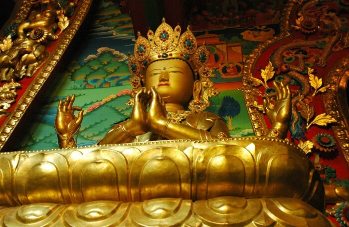 Avalokitesvara and The Hong Choo Memorial Hall