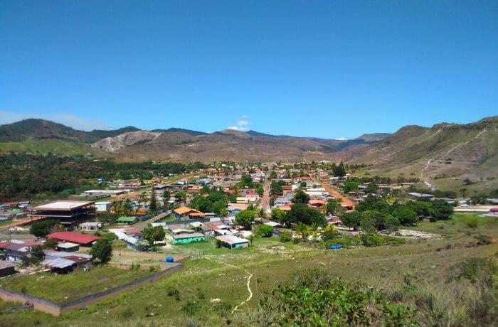 Back to Paraitepui and Santa Elena