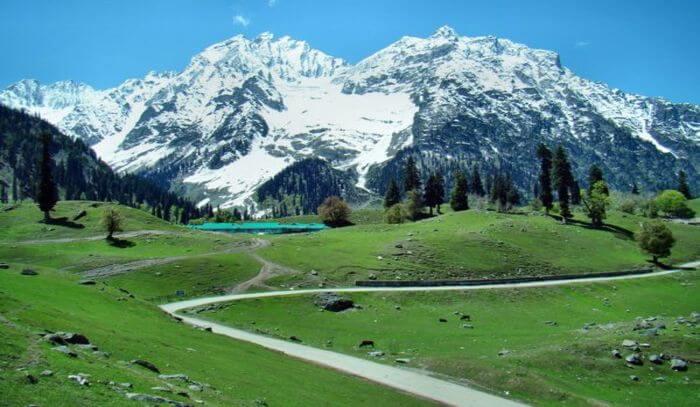 Badgam In Kashmir