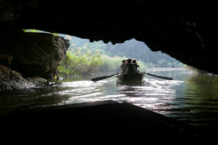 Basic Facts About Tam Coc Cave System