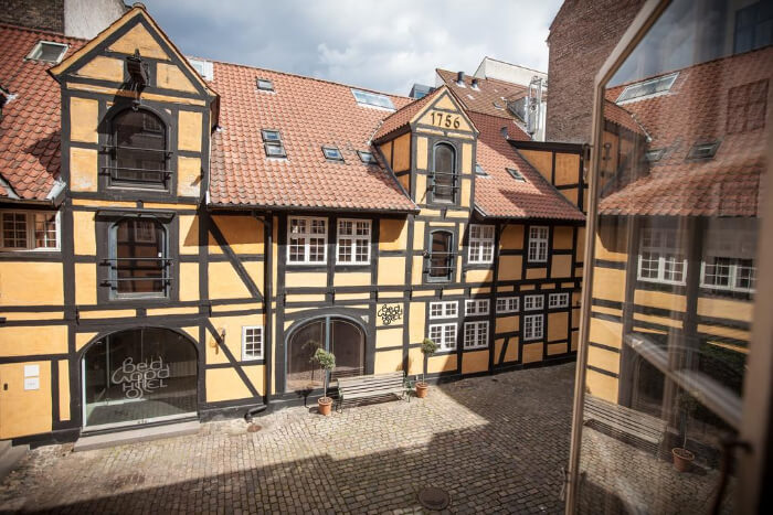 Bedwood Hostel in Denmark