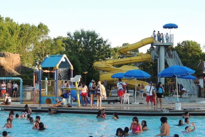 Bensenville Water Park And Splash Pad