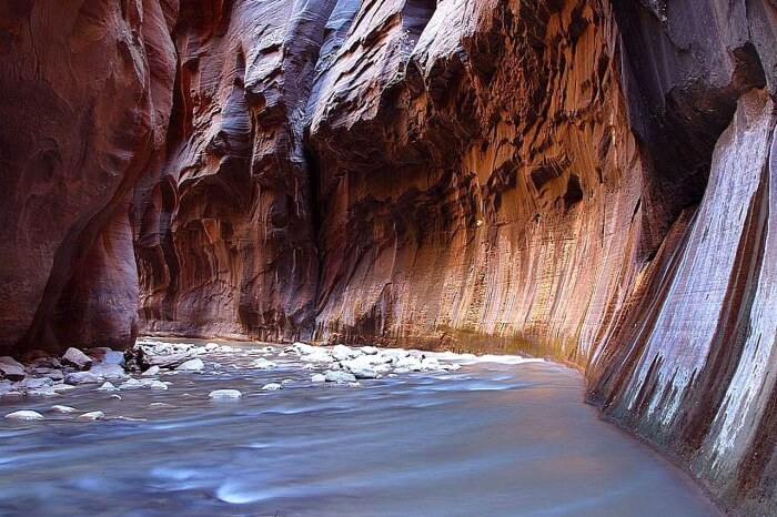 Best Time To Experience The Narrows Trek