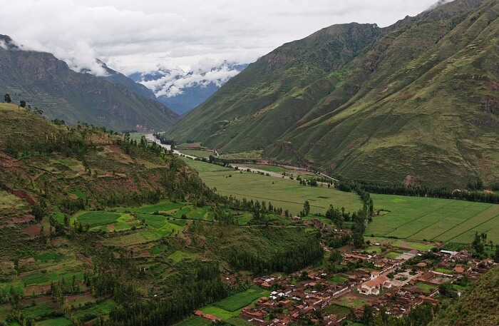 Sacred Valley (around Pisaq), Peru