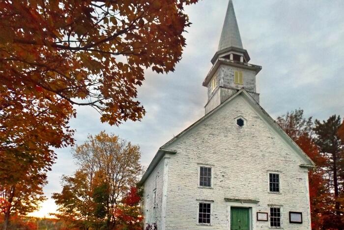 Birch Leaf Chapel